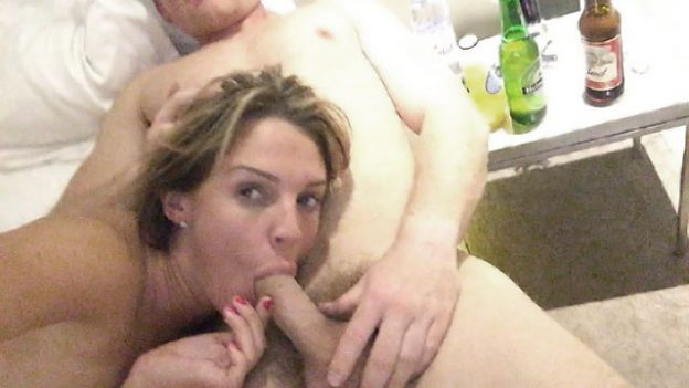 Danielle Lloyd Leaked Nude and Blowjob