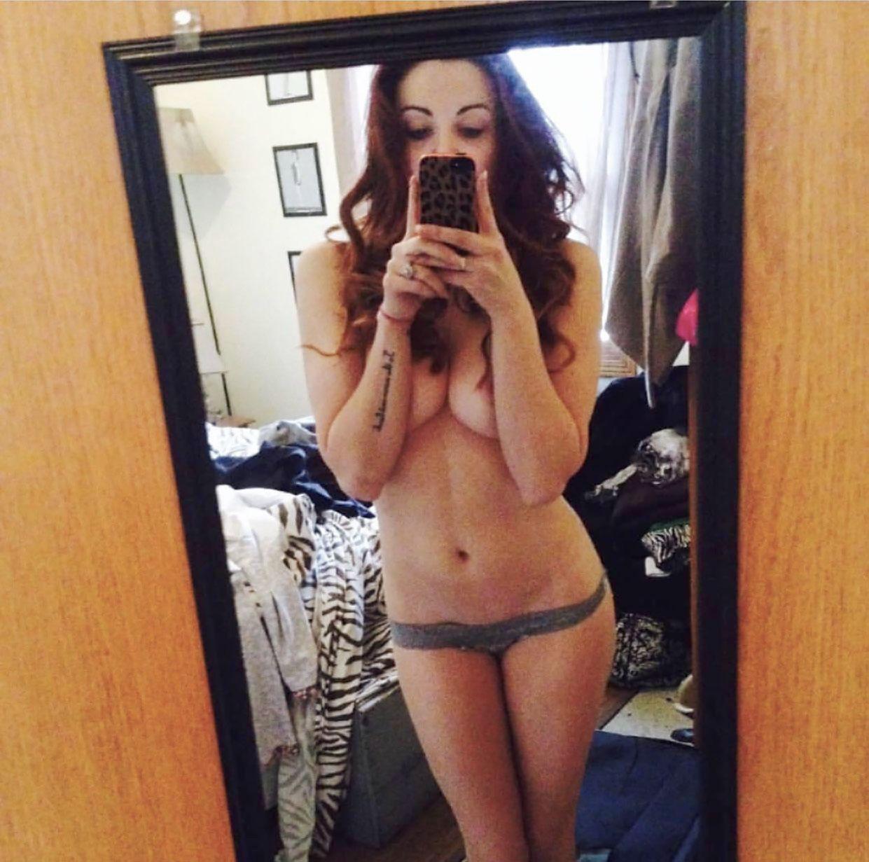 WWE Maria Kanellis nude leaked