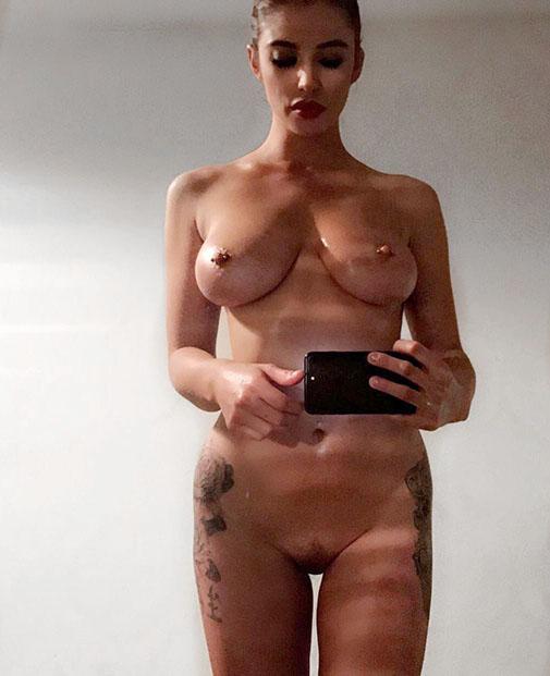 Scarlet Bouvier Leaked Nude Videos