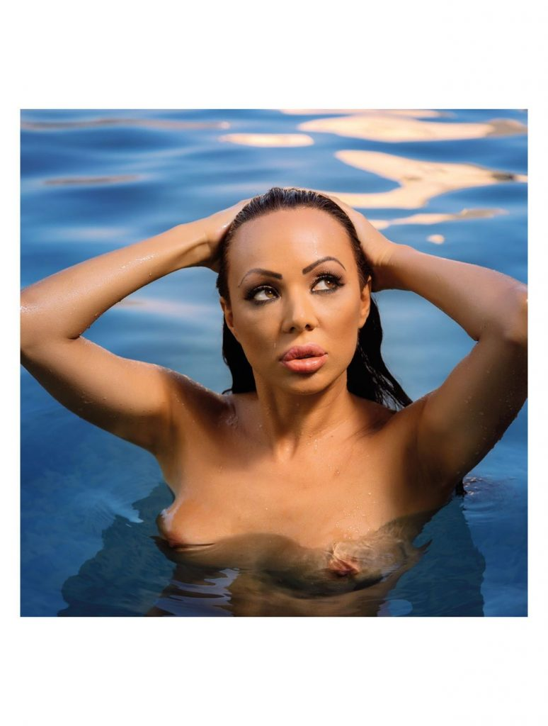 Viki Vukic Nude for Playboy (8 Photos)