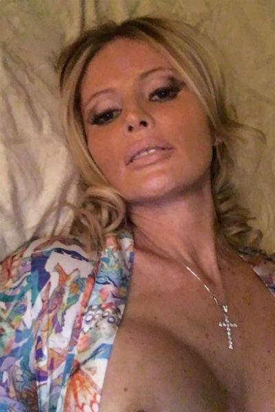 Famous Russian TV Host Dana Borisova Leaked Nude