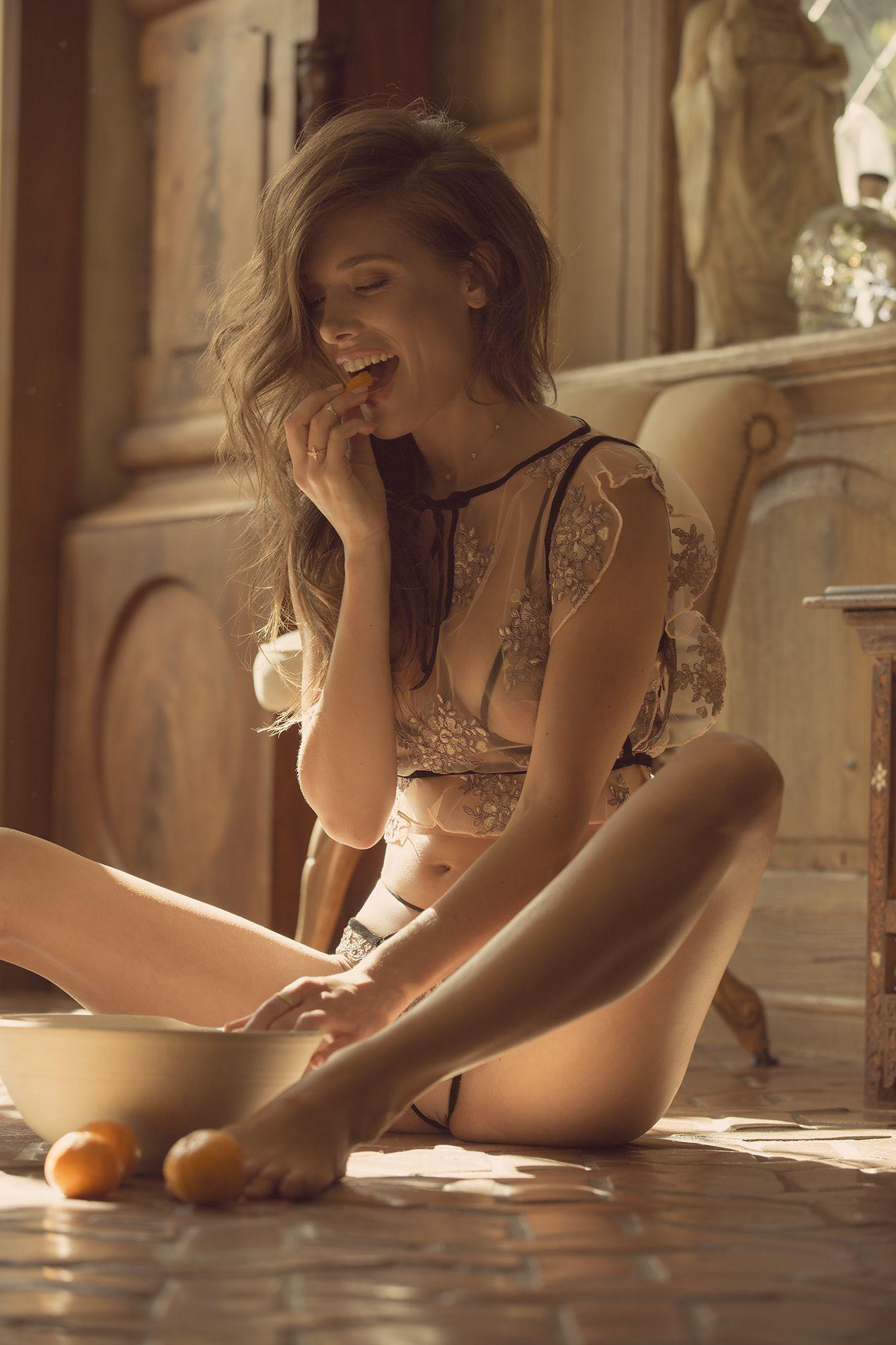 Kayla Jean Garvin Nude Photos Shoot for Playboy