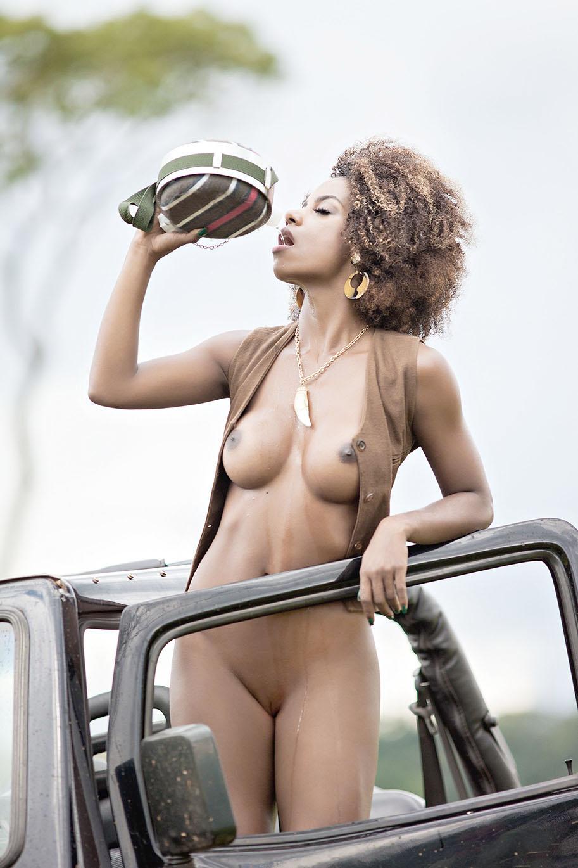 Domingão do Faustão Dancer Ivi Pizzott Leaked Nude Playboy Photo Shoot