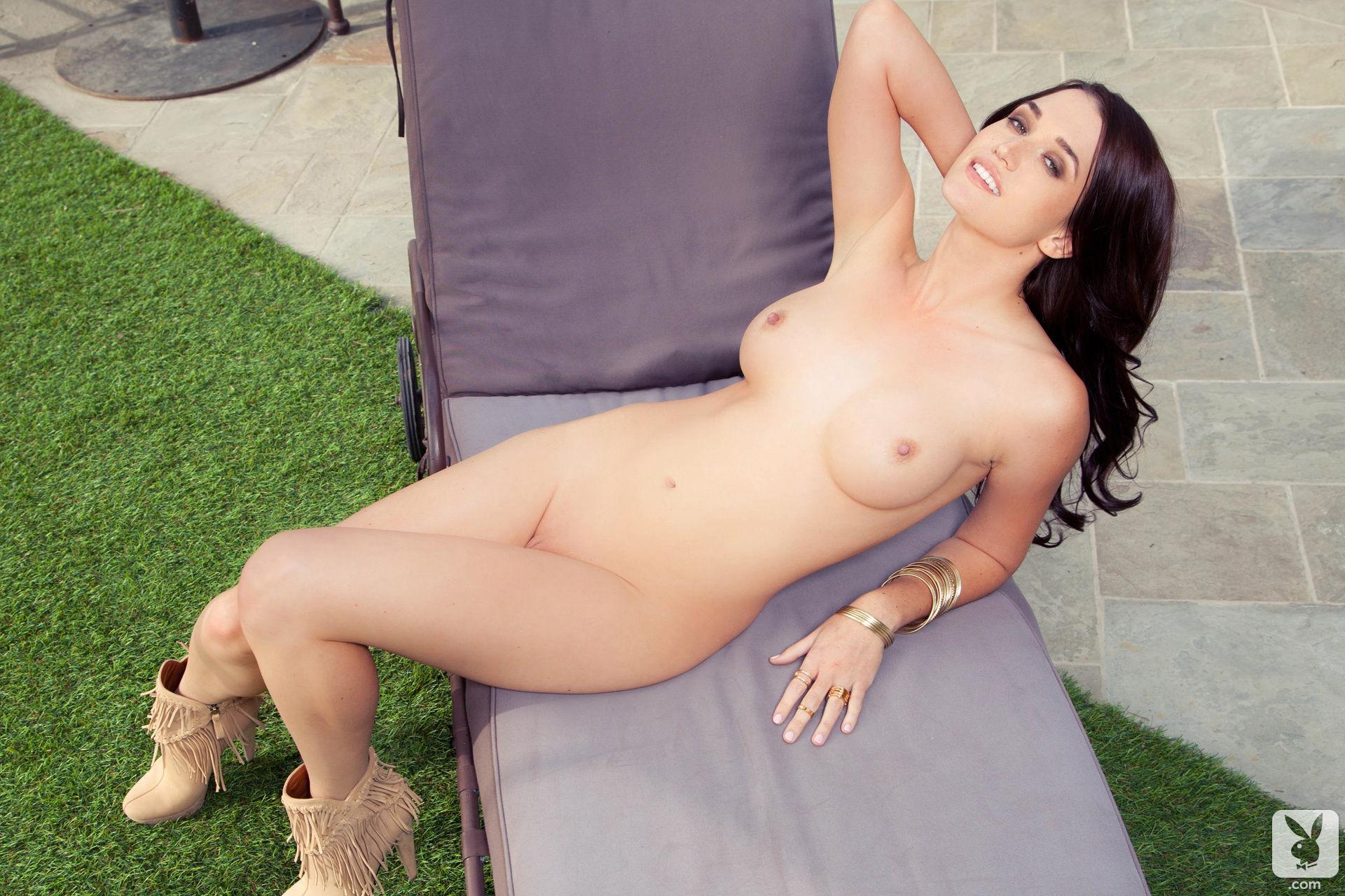 Jade Roper Tolbert nude photos for Playboy