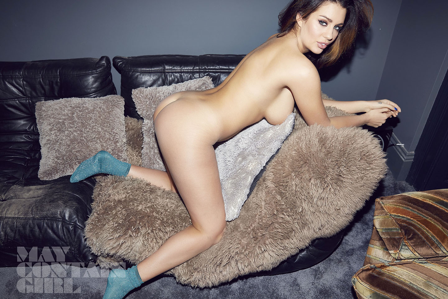 Holly Peers Nude Photo Shoot The Fappening