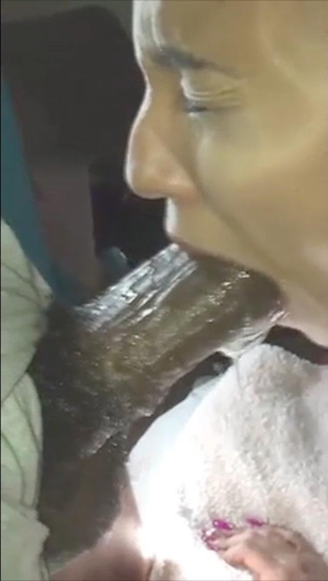 Sasha Banks sex tape leaked sucking a BBC